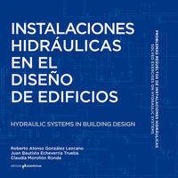 INSTALACIONES HIDRÁULICAS EN EL DISEÑO DE EDIFICIOS