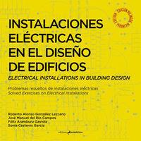 INSTALACIONES ELÉCTRICAS EN EL DISEÑO DE EDIFICIOS. ELECTRICAL INSTALLATIONS IN