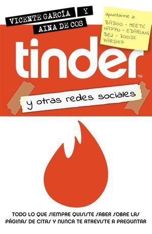 TINDER Y OTRAS REDES SOCIALES