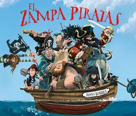 EL ZAMPA PIRATAS (3ªED)