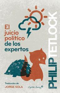 EL JUICIO POLÍTICO DE LOS EXPERTOS