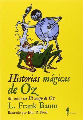 HISTORIAS MÁGICAS DE OZ