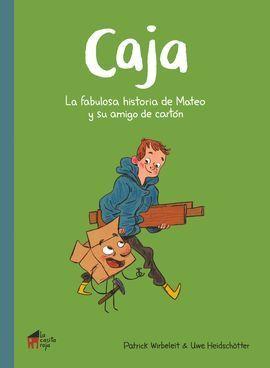 CAJA (LA FABULOSA HISTORIA DE MATEO Y SU AMIGO DE CARTON)