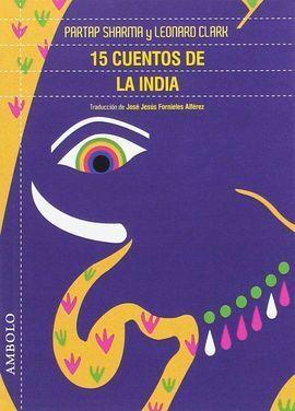 15 CUENTOS DE LA INDIA