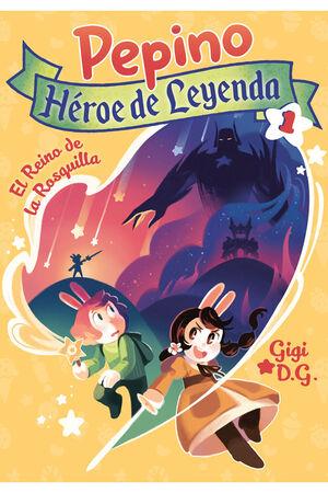 PEPINO, HEROE DE LEYENDA 1