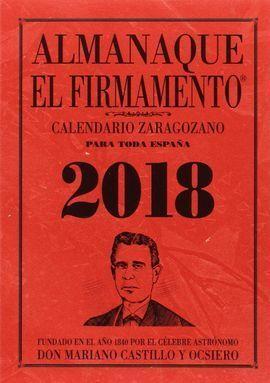 ALMANAQUE EL FIRMAMENTO 2018