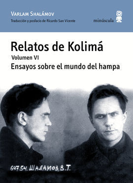 RELATOS DE KOLIMÁ VOL. 6