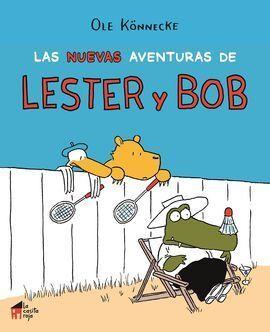 NUEVAS AVENTURAS DE LESTER Y BOB, LAS