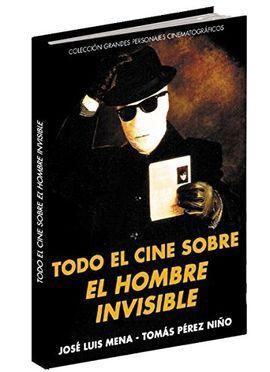 TODO EL CINE SOBRE EL HOMBRE INVISIBLE