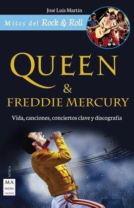 QUEEN Y FREDDIE MERCURY