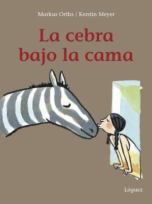 CEBRA BAJO LA CAMA