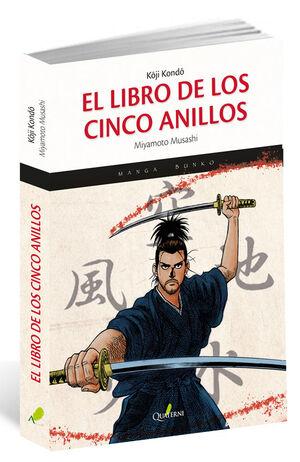 EL LIBRO DE LOS CINCO ANILLOS (MANGA)