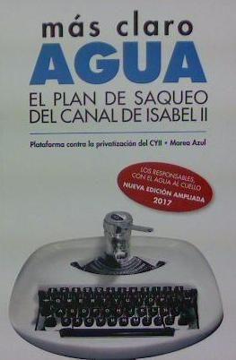 MÁS CLARO, AGUA
