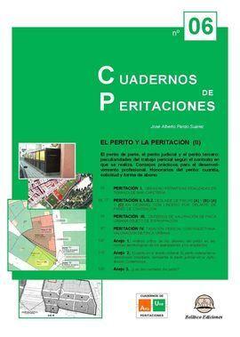 CUADERNOS DE PERITACIONES - VOLUMEN 6