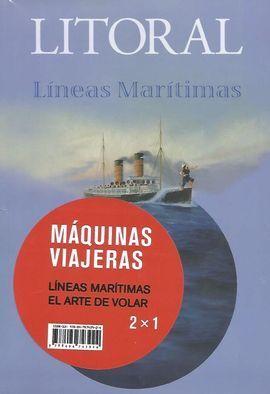 REVISTA LITORAL MÁQUINAS VIAJERAS (PACK DOS REVISTAS)