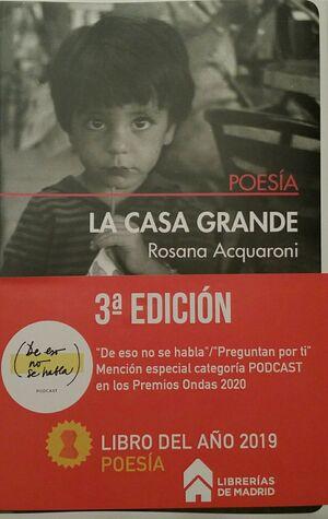 LA CASA GRANDE (3ª ED.)