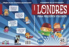 CUADERNO DE ACTIVIDADES LONDRES