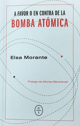 A FAVOR O EN CONTRA DE LA BOMBA ATOMICA