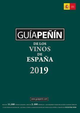 GUIA PEÑIN DE LOS VINOS DE ESPAÑA 2019