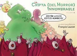 LA CRIPTA (DEL HORROR) INNOMBRABLE 03