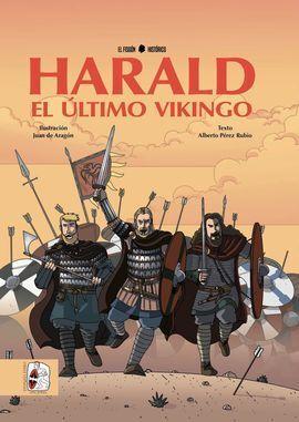 HARALD EL ÚLTIMO VIKINGO 1