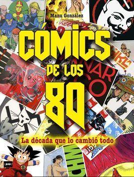 CÓMICS DE LOS 80