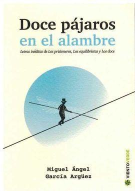 DOCE PAJAROS EN EL ALAMBRE