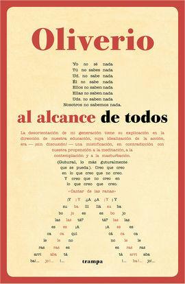 OLIVERIO AL ALCANCE DE TODOS