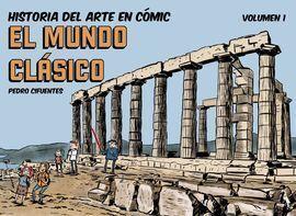 HISTORIA DEL ARTE EN COMICS