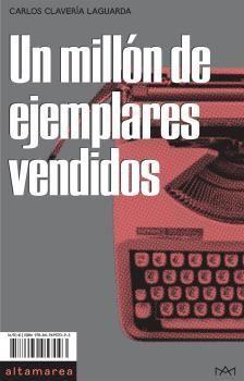 UN MILLON DE EJEMPLARES VENDIDOS