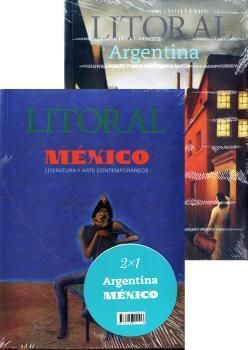 REVISTA LITORAL 243 ARGENTINA - MÉXICO