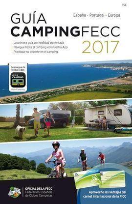 GUIA CAMPING FECC 2017
