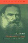 DIARIOS I (1847-1894)
