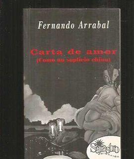 CARTAS DE AMOR ( COMO UN SUPLICIO CHINO )