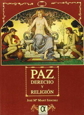 PAZ,DERECHO Y RELIGION