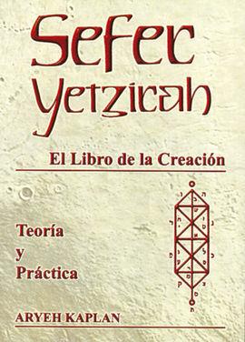 SEFER YETZIRAH   EL LIBRO DE LA CREACIÓN