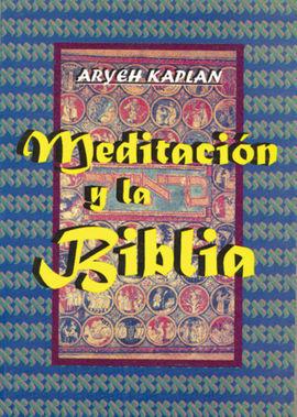 MEDITACIÓN Y BIBLIA