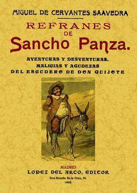 LOS REFRANES DE SANCHO PANZA