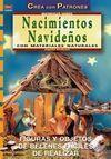 NACIMIENTOS NAVIDEÑOS MATERIALES NATURALES