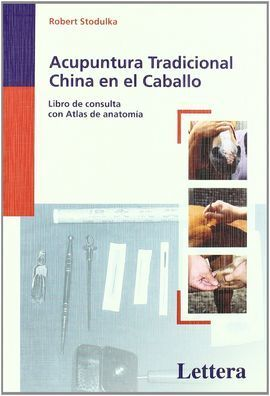 ACUPUNTURA TRADICIONAL CHINA EN EL CABALLO