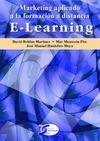 E-LEARNING. MARKETING APLICADO A LA FORMACIÓN A DI