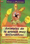 ANIMALES DE LA GRANJA MUY DECORATIVOS