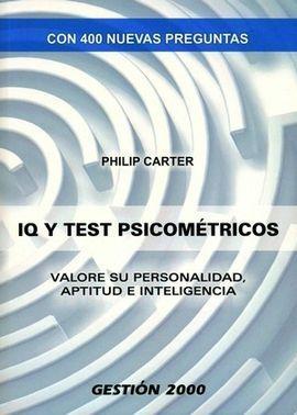 IQ Y TEST PSICOMÉTRICOS
