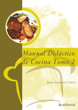 MANUAL DIDÁCTICO DE COCINA - TOMO 2
