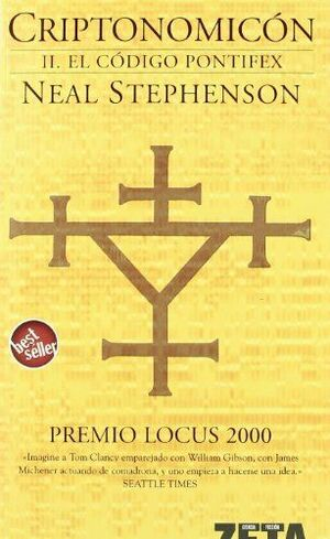 CRIPTONOMICÓN VOL. 2. EL CÓDIGO PONTIFEX