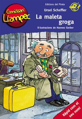 MALETA GROGA, LA (COMISSARI LLAMPEC, 3)