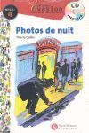 EVASION NIVEAU 4 PHOTOS DE NUIT + CD