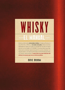 WHISKY. EL MANUAL