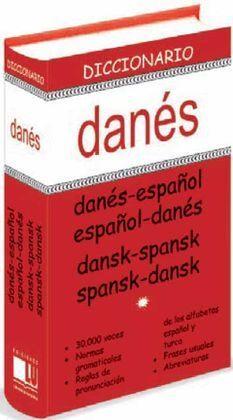 DICCIONARIO DANÉS-ESPAÑOL; ESPAÑOL-DANÉS