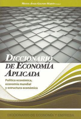 DICCIONARIO DE ECONOMIA APLICADA